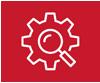 icon representing diagnostics